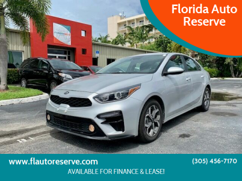 2019 Kia Forte for sale at Florida Auto Reserve in Medley FL