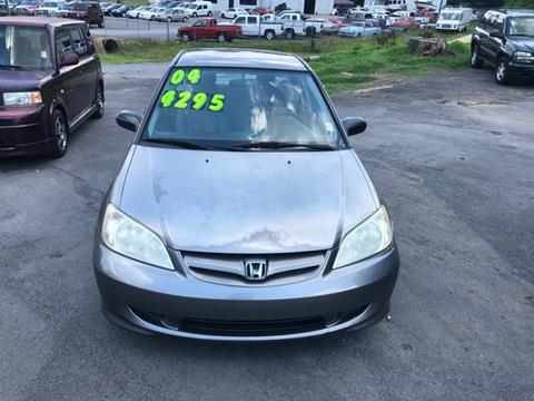 2004 Honda Civic for sale in Attalla, AL