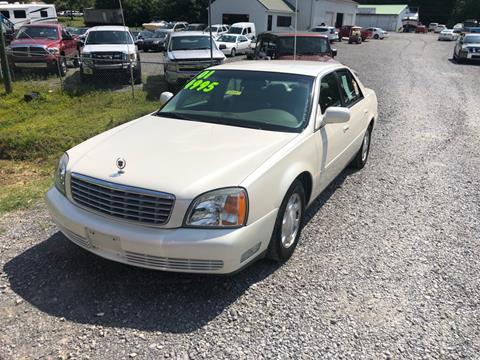 2001 Cadillac DeVille for sale in Attalla, AL