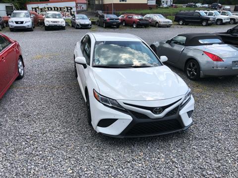 2018 Toyota Camry for sale in Attalla, AL