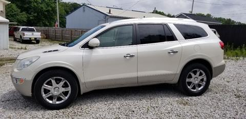 2010 Buick Enclave for sale at DANVILLE AUTO SALES in Danville IN