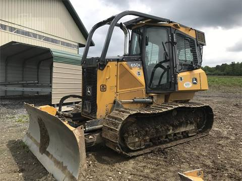 2012 John Deere 650K XLT for sale in Groton, NY