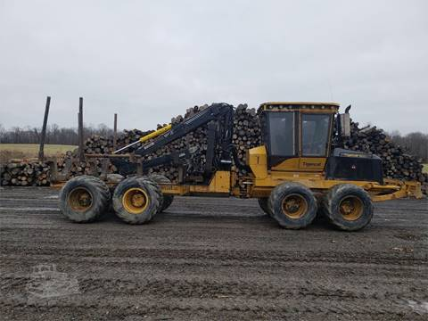 2007 TIGERCAT 1055 for sale in Groton, NY