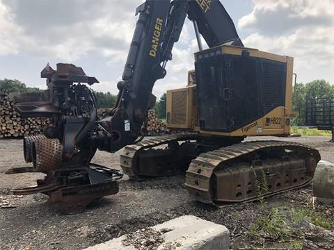 2006 Tigercat H822 for sale in Groton, NY