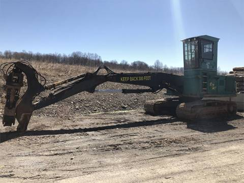 1998 TIMBERJACK 635 for sale in Groton, NY