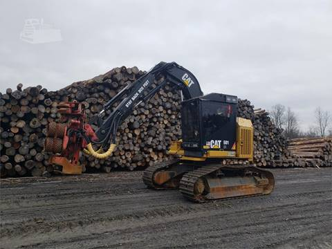 2010 Caterpillar 501 HD for sale in Groton, NY