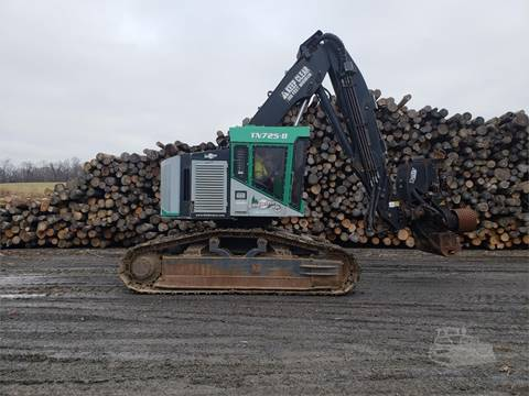 2011 TIMBERPRO TN725B for sale in Groton, NY