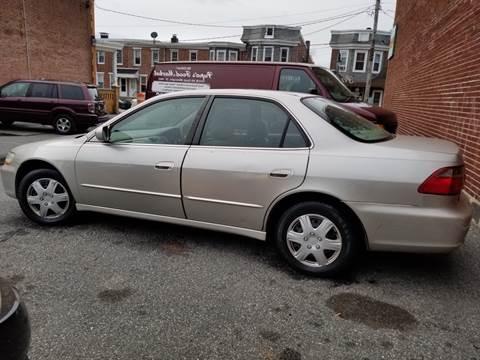 1998 Honda Accord for sale in Wilmington, DE