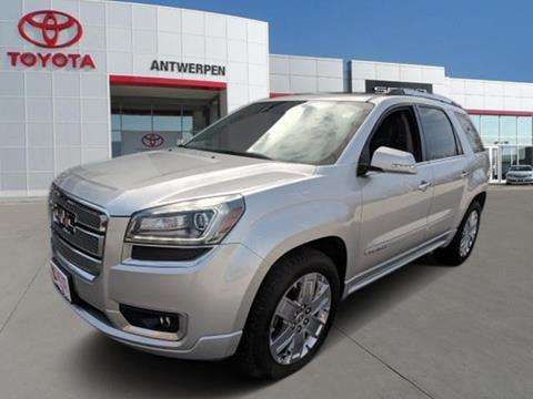 2014 GMC Acadia for sale in Clarksville, MD