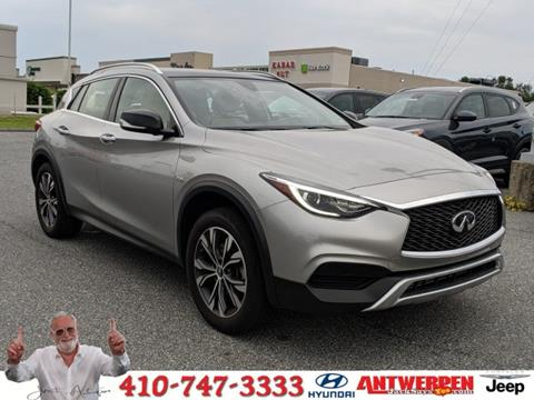 2019 Infiniti QX30 for sale in Baltimore, MD