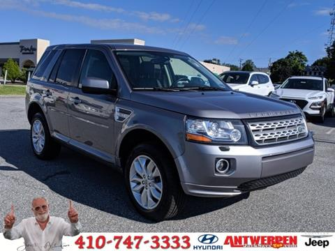 2013 Land Rover LR2 for sale in Baltimore, MD