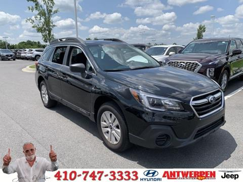2018 Subaru Outback for sale in Baltimore, MD