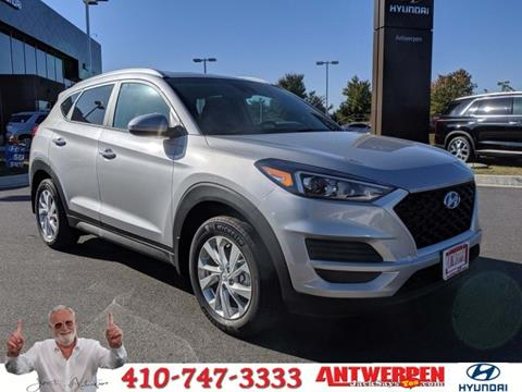 2020 Hyundai Tucson for sale in Baltimore, MD