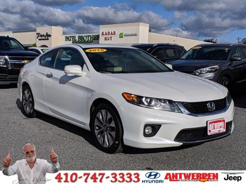 2015 Honda Accord for sale in Baltimore, MD