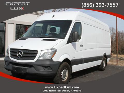 2015 Mercedes-Benz Sprinter Cargo for sale in Delran, NJ