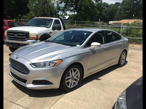 2014 Ford Fusion for sale in Opelika, AL