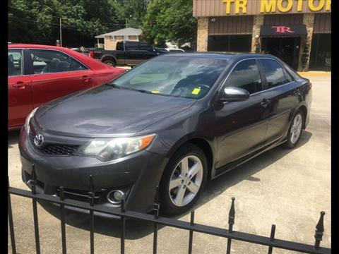 2014 Toyota Camry for sale in Opelika, AL