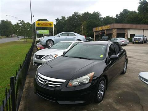 2012 Honda Accord for sale in Opelika, AL