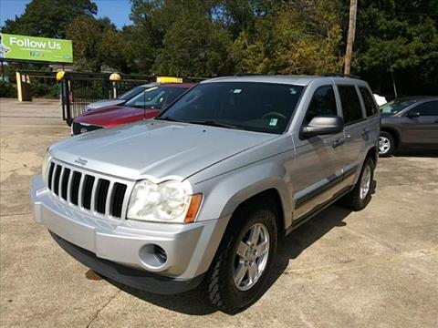 2006 Jeep Grand Cherokee for sale at TR Motors in Opelika AL