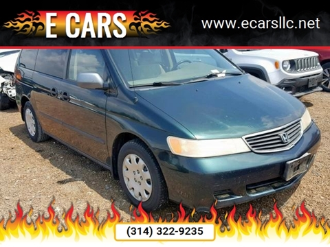 2000 Honda Odyssey for sale in Saint Louis, MO