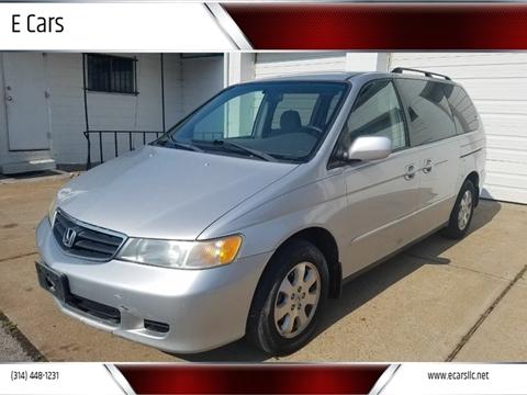 2004 Honda Odyssey for sale in Saint Louis, MO
