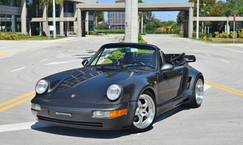 1990 Porsche 911 Carrera for sale in Miami, FL