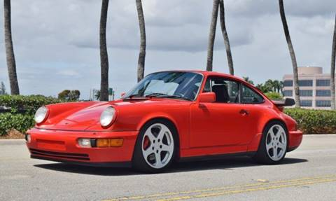 1990 Porsche 911 for sale in Miami, FL