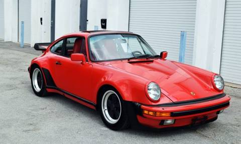 1985 Porsche 911 for sale in Miami, FL