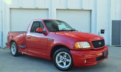 2000 Ford F-150 SVT Lightning for sale in Miami, FL