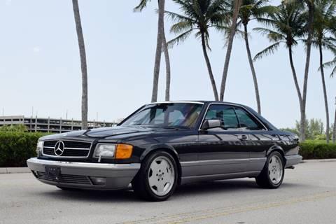 1986 Mercedes-Benz 560-Class for sale in Miami, FL