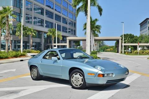 1988 Porsche 928 for sale in Miami, FL