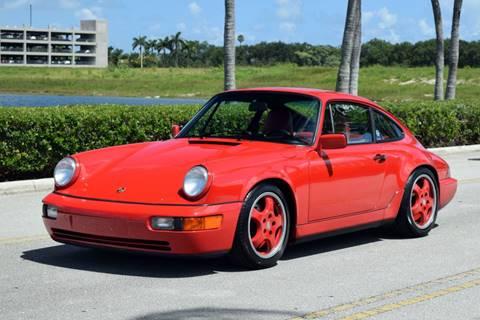 1989 Porsche 911 for sale in Miami, FL