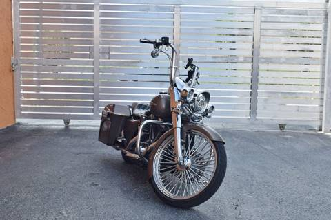 2004 Harley-Davidson flhrsi for sale at RMC Miami in Miami FL