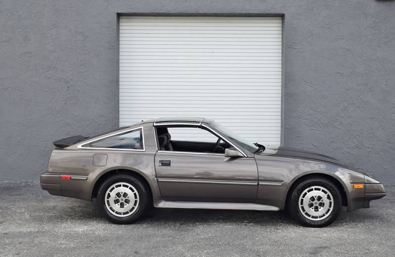 1986 Nissan 300ZX (image 4)