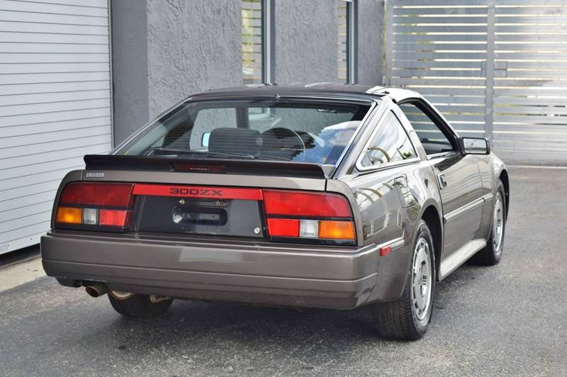 1986 Nissan 300ZX (image 8)