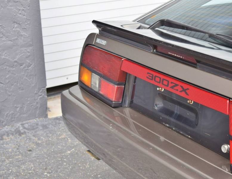 1986 Nissan 300ZX (image 10)