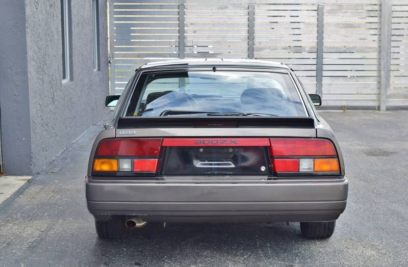 1986 Nissan 300ZX (image 11)