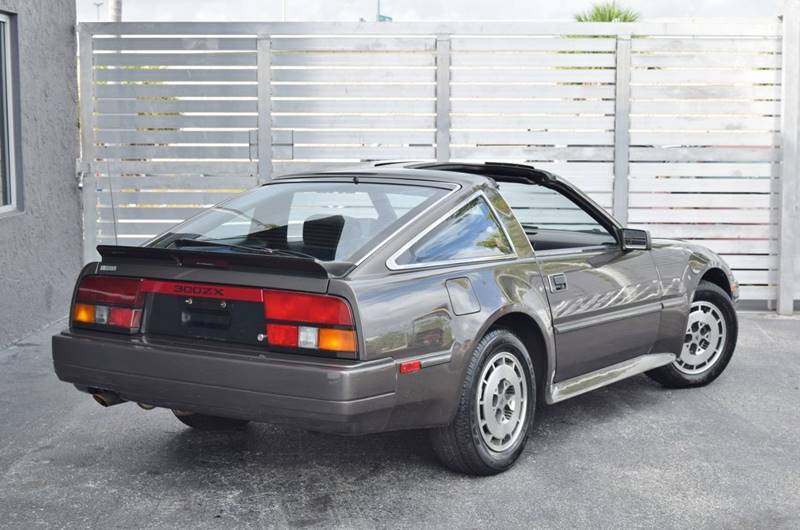 1986 Nissan 300ZX (image 12)