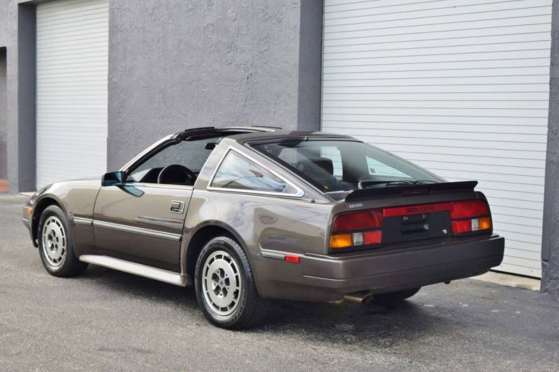 1986 Nissan 300ZX (image 18)
