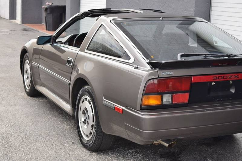 1986 Nissan 300ZX (image 19)