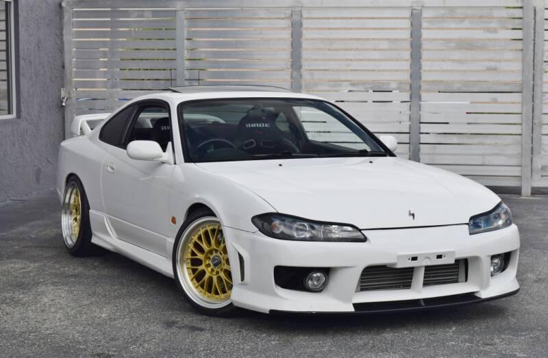 1999 Nissan 240SX (image 1)