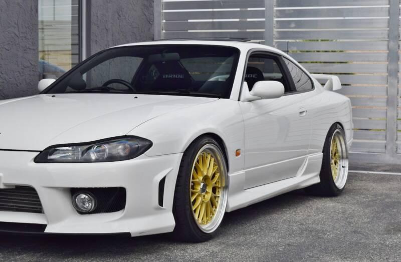 1999 Nissan 240SX (image 3)