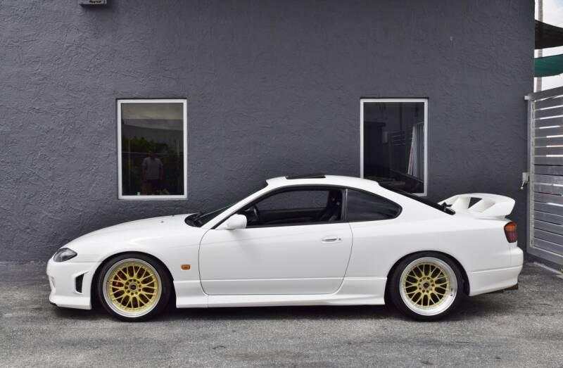 1999 Nissan 240SX (image 10)