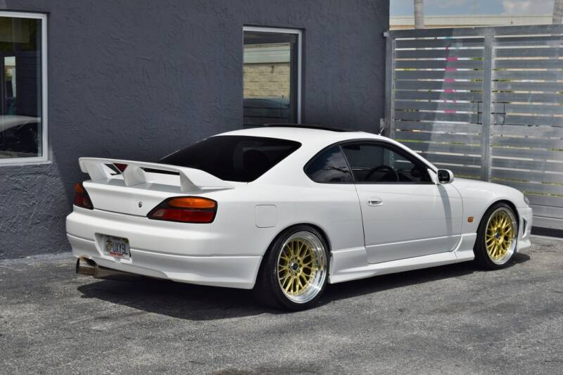 1999 Nissan 240SX (image 22)