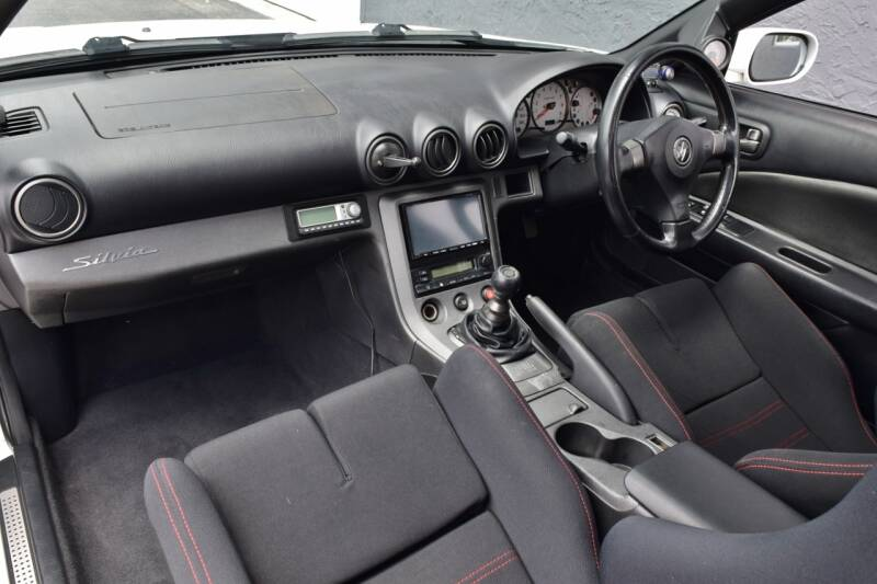 1999 Nissan 240SX (image 34)