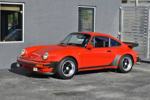 1979 Porsche 911 for sale at RMC Miami in Miami FL