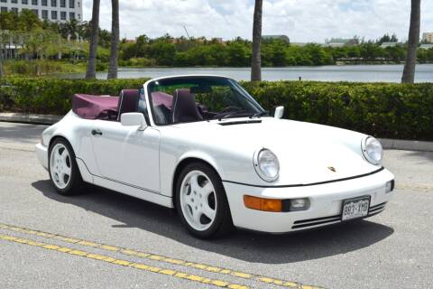 1991 Porsche 911 Carrera 2 for sale at RMC Miami in Miami FL