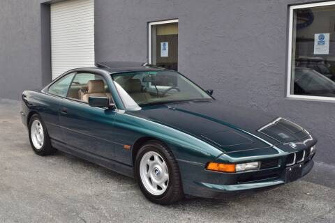 1997 BMW 8 Series 840Ci for sale at RMC Miami in Miami FL