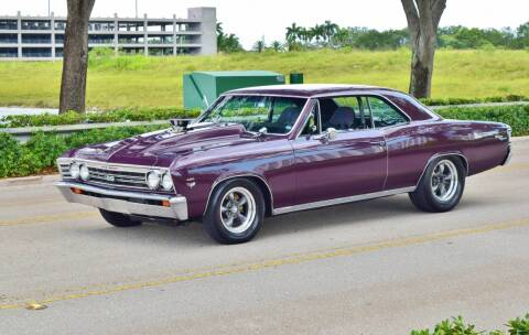 1967 Chevrolet Chevelle for sale at RMC Miami in Miami FL