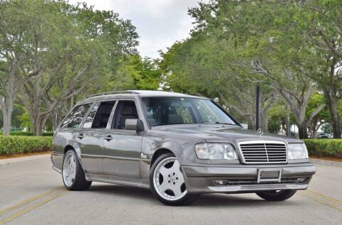 1994 Mercedes-Benz E-Class E 320 for sale at RMC Miami in Miami FL
